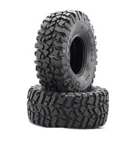 [PB/PB9003NK] PitBull RC Rock Beast 1.9inch SCALE RC Crawler Tires w/ Stage Foams 2pcs fit AXIAL wheels [Recon G6 The Fix Certified]