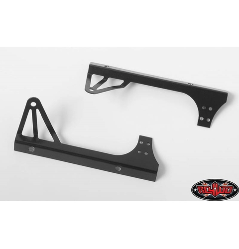 [Z-S1791] Light Bar Mounts for Axial Jeep Rubicon (Black)