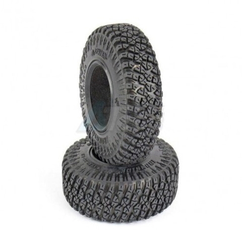 [PB/PB9015AK] Braven IRONSIDE 1.9 Scale RC Tires (ALIEN KOMPOUND) w/ Foam 4.19x1.35 2pcs