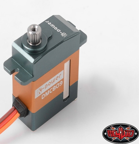 [VVV-S0162] Heavy Equipment Mini Valve Servos
