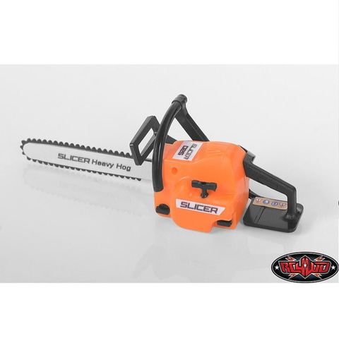 [Z-S1865] Scale Garage Series 1/10 Chainsaw