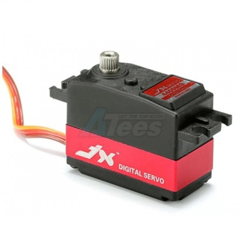 [JX/PDI-4409MG] Low Profile 9kg / 0.048 Sec @ 6.0V Digital Servo