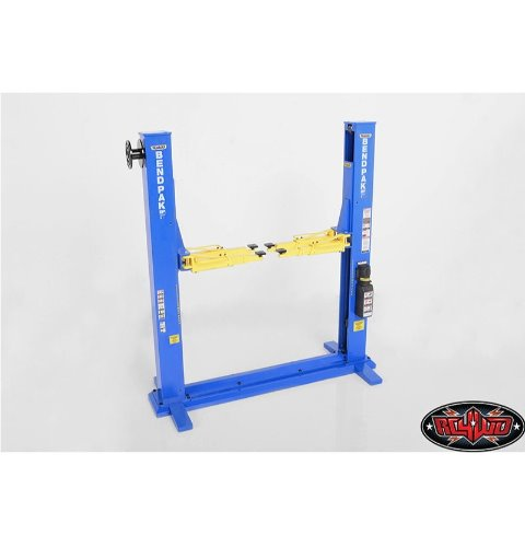 [Z-X0052] RC4WD 1/10 BendPak XPR-9S Two-Post Auto Lift