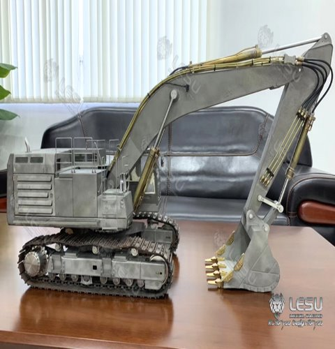 RCLESU 1/14 CAT C374F crawler hydraulic heavy excavator model [무거운 켓 대형 굴삭기]