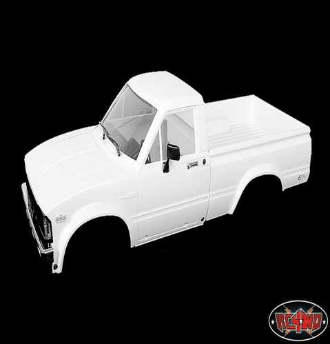 [Z-B0001]Complete Mojave Body Set for Trail Finder 2 (White)
