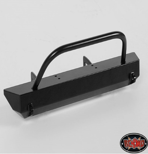 [Z-S1162]Tough Armor Wide Winch Bumper with Winch Bar