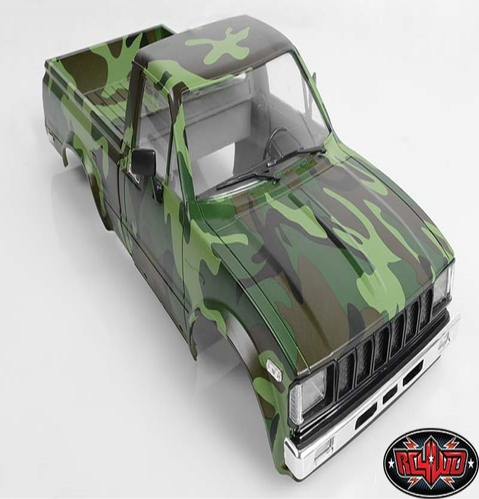 [Z-B0090] Complete Mojave Body Set For Trail Finder 2 (Camo)