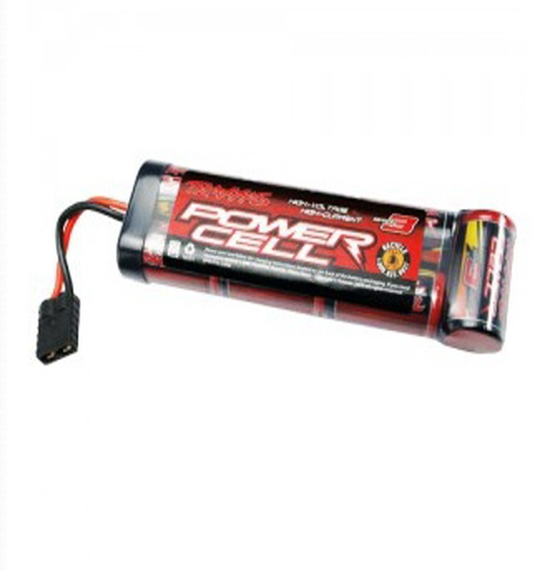 CB2940 Battery, Series 3 Power Cell, 3300mAh (NiMH, 7-C flat, 8.4V)