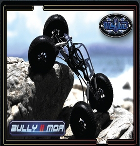 [Z-K0056] RC4WD Bully II MOA Competition Crawler Kit