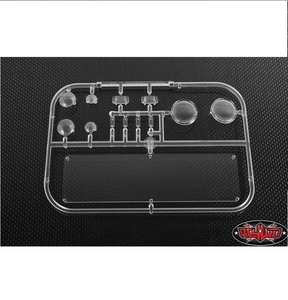 [Z-B0077] RC4WD Cruiser Clear Parts Tree