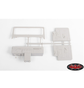 [Z-B0067] RC4WD Cruiser Dashboard Parts Tree