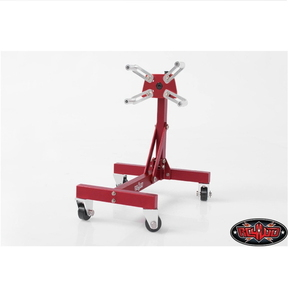 [Z-X0029] Scale Garage Series V8 Engine Stand