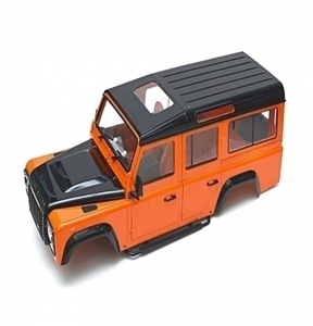 [TRC/302214]  Team Raffee Co. Defender Station Wagon 1/10 Hard Body D110 1/10 디펜더 D110 트럭 [일반형 / 모든문 개방가능]
