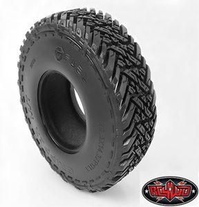 "[Z-T0133] RC4WD Fuel Mud Gripper M/T 1.7"" Scale Tires"