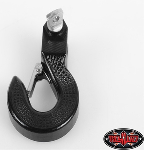 [Z-S1250] RC4WD Monster Swivel Hook w/Safety Latch (Black)