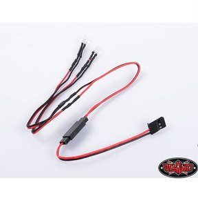 [Z-E0062] LED Basic Lighting System For Land Rover Defender D90 Body Set