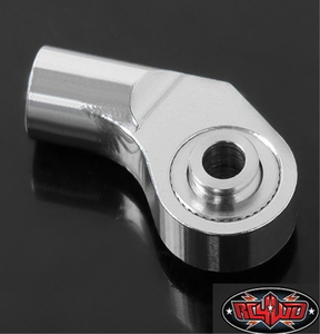 [Z-S1694] M3 Extended Offset Short Aluminum Rod Ends (Silver) (10)