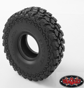 "[Z-T0148] Mickey Thompson 1.55"" Baja ATZ P3 Scale Tires"
