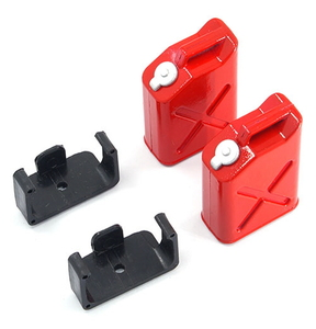 (#YA-0355) 1/10 RC Rock Crawler Accessory Oil Tank 2pcs