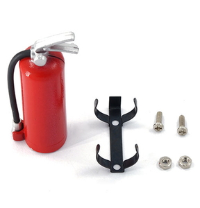 (#YA-0352) 1/10 RC Rock Crawler Accessory Fire Extinguish