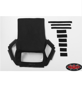 [Z-S1735] RC4WD Rampage Rear Slant Back Soft Top for Axial Jeep Wrangler