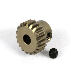 (#MG-48021) Aluminum 7075 Hard Coated Motor Gear/Pinions 48 Pitch 21 Teeth