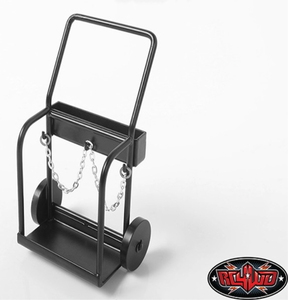 [Z-X0033] Scale Garage Series 1/10 Dual Tank Welders Cart