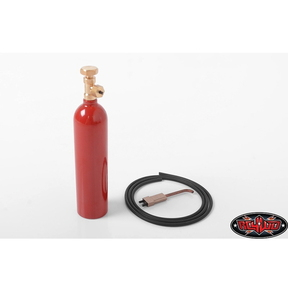 [Z-S1780] Scale Garage Series 1/10 Acetylene Tank and Welding Torch