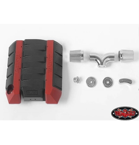 [Z-S1749] RC4WD V8 Engine Cover with Metal Intake Set for R3 Transmission