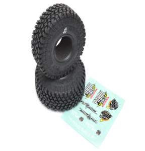 [PB9006AK]  PitBull Alien Kompound - Growler AT/Extra 1.9 R/C Scale Tires // 2 Foams - 2Pcs