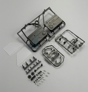 [48610] Movable Door & Lifter Window Upgrade Sets for Toyota LC70