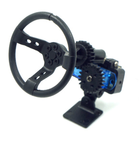 [YA-0539] Yeah Racing X DarkDragonWing Motion Steering Wheel For 1:10 Touring Drift Crawler RC Car