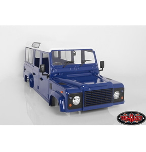 [Z-B0170] RC4WD Gelande II D110 Complete Body Set (Dark Blue)