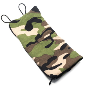 (#YA-0451) 1/10 RC Rock Crawler Accessory Camouflage Sleeping Bag