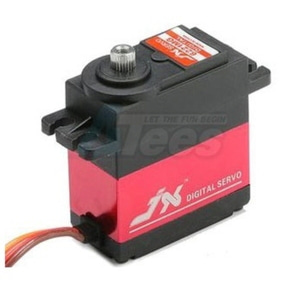 [JX/PDI-6221MG]  Large Torque Digital Standard Servo 21kg / 0.16 Sec for RC Car