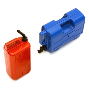 [OBM-032] Realistic Jerry Can Gas Fuel Tank & Water Can for 1/10 Scale Rock Crawler
