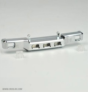 [97400333] CROSS-RC SG4 SR4 Chrome Front Bumper (Sport Version) 도금 앞 범퍼