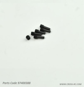 [97400388] CROSS-RC SG4 SR4 Driveshaft Hardware Kit 드라이브 샤프트 고정나사