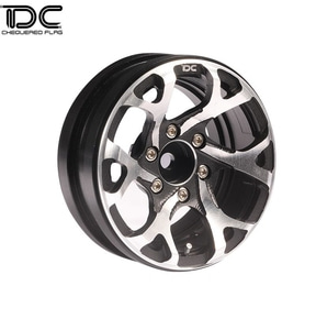1/10 Team DC 1.9 Inch CNC Crawler Aluminum Wheel (Vordoven Version) (2Pcs)