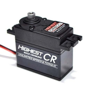 CR800 Highest Rock Crwaling Servo CR800 (Digital / Full Metal Gear) -라클라울링 서보