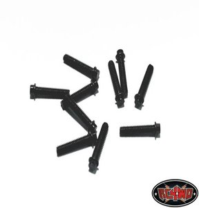 [Z-S0623] RC4WD Miniature Scale Hex Bolts (M2 x 10mm) (Black)