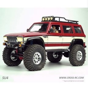 [90100065] 1/10 CROSS-RC Scale RC Truck SU4-C
