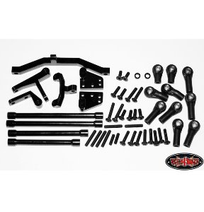 [Z-S0565] 3 Link Kit For Trail Finder 2 Front Axle w/Panhard Setup