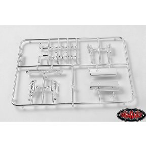 [Z-B0193] RC4WD 1985 Toyota 4Runner Chrome Parts