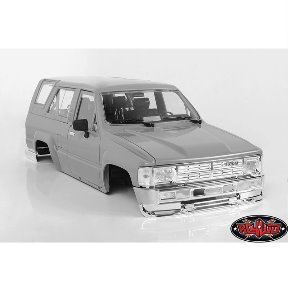 [Z-B0167] RC4WD 1985 Toyota 4Runner Hard Body Complete Set