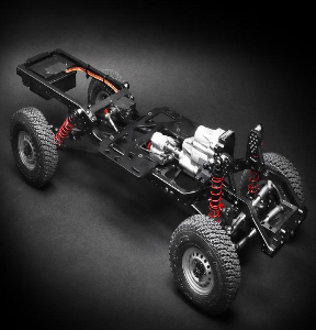 [신제품] [입고완료] Boom Racing 1/10 4WD Radio Control Chassis Kit for BRX01