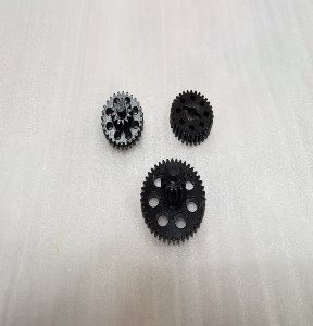 [TRC/302348] Scale Engine Transmission Block w/ HD Gears  내부기어세트
