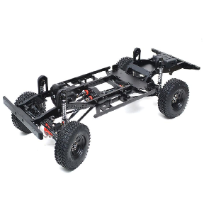 [BRQ90345] Boom Racing 1/10 ARTR Assembled D110 Chassis for TRC Raffee D110 Defender Body