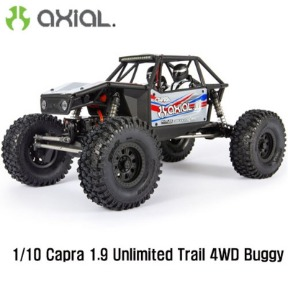카프라 미조립 버전)AXIAL Capra 1.9 Unlimited Trail Buggy Kit: 1/10th 4WD
