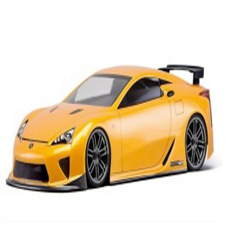 AP1531-30 Lexus LFA Clear Body for 200mm or 190mm TC